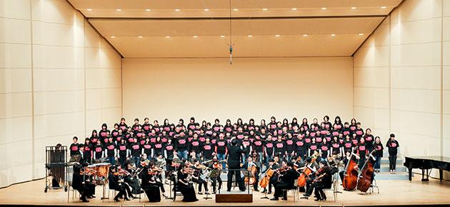 大阪府高等学校合同合唱団