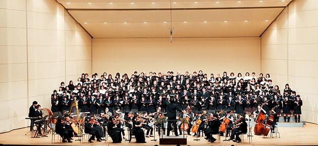 HfJ2015 ジョン・ラターを日本語&オーケストラで歌おう!