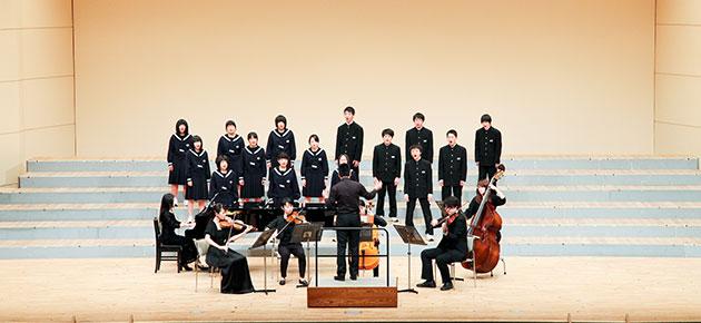HfJ2015 福島県双葉郡大熊町立大熊中学校特設合唱部