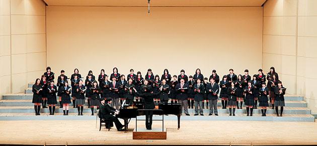 福島県農業高校合同合唱団