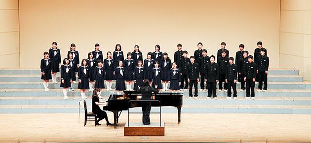 福島県南相馬市立小高中学校特設合唱部